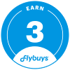 Earn Fly Buys Points